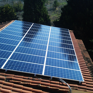 Φωτοβολταϊκά στέγης (10 KW)