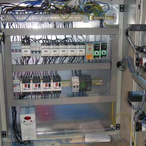 Δείγματα εγκαταστάσεων ηλεκτρικών πινάκων